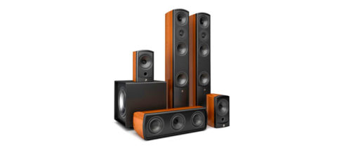 Aperion Audio Verus II Grand Speaker System Review