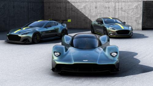 2017 Aston Martin Vantage AMR Pro Concept Review