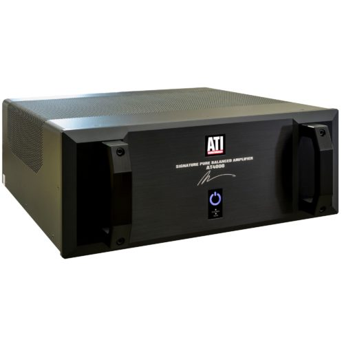ATI AT527NC and AT524NC Amplifiers Review