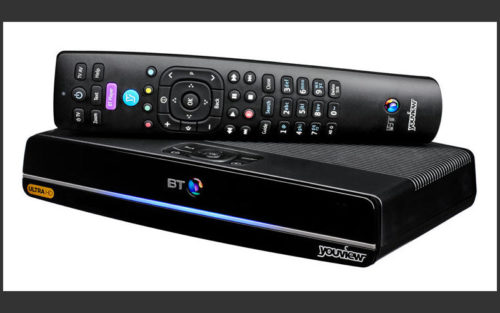 BT Vision G5 review