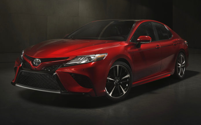 Has Toyota Finally Turned the Camry Into a Sporty Sedan?