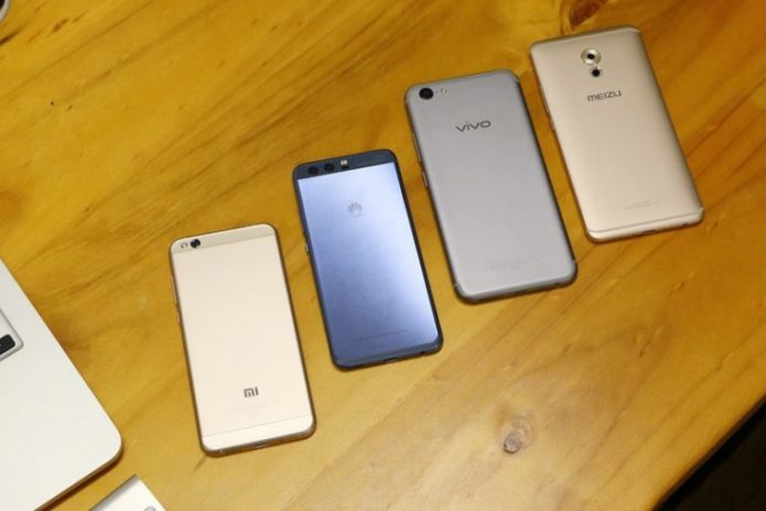 Battery Comparison : Xiaomi Mi 5C vs Huawei P10 / Meizu Pro 6 Plus vs Vivo X9 Plus