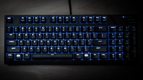 Cooler Master MasterKeys Pro M RGB review