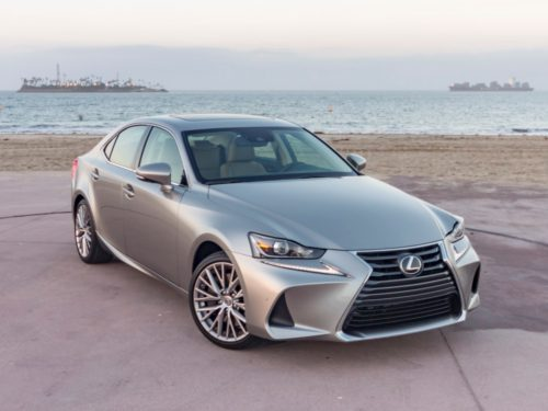 2017 Lexus IS 200t review