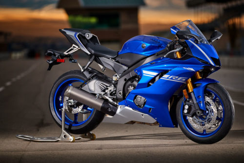 8 Things You Didn't Know About The 2017 Yamaha R6