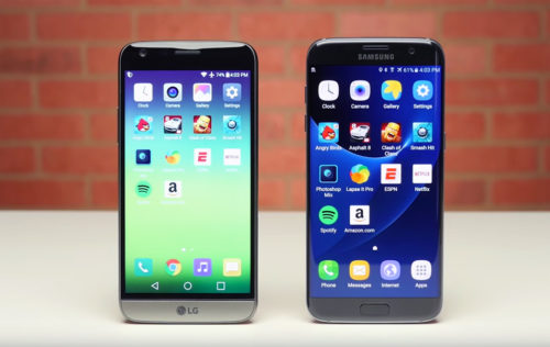 LG G6 vs Samsung Galaxy S8: How do they compare?
