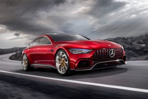 2017 Mercedes-AMG GT Concept Review