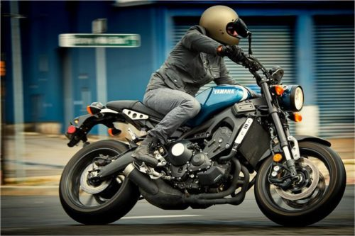 2016 – 2017 Yamaha XSR900 Review
