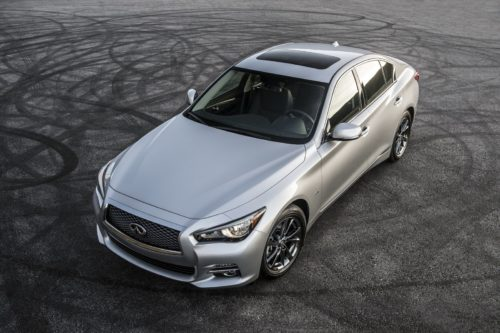 2017 Infiniti Q50 3.0t Signature Edition Review
