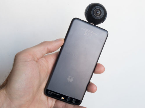 Insta360 Air 360-degree camera for Android quick review