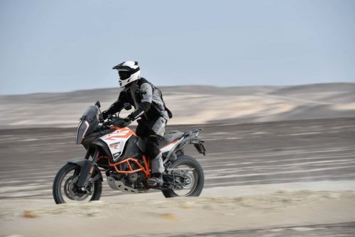 2017 KTM 1090 Adventure R Review – First Ride