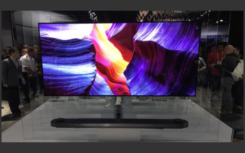 LG OLED65W7 review