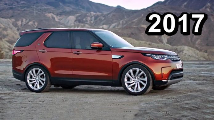 Land Rover Discovery 2017 Review The Best 7 Seat Suv
