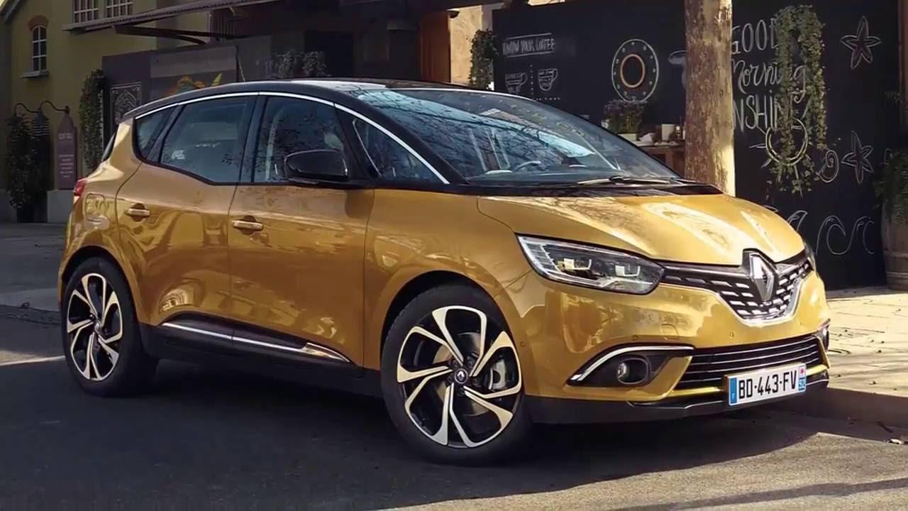 Range Rover Evoque >> Renault Scenic (2017) review: More SUV than MPV | GearOpen