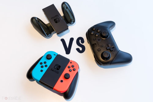 Do you need to buy Nintendo Switch accessories? Pro Controller and Joy-Con Charging Grip explained