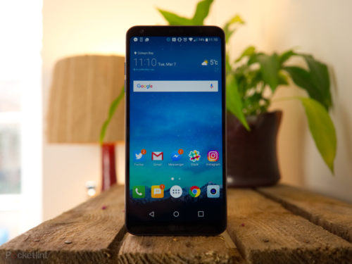 LG G6 initial review: The first truly great flagship phone for 2017