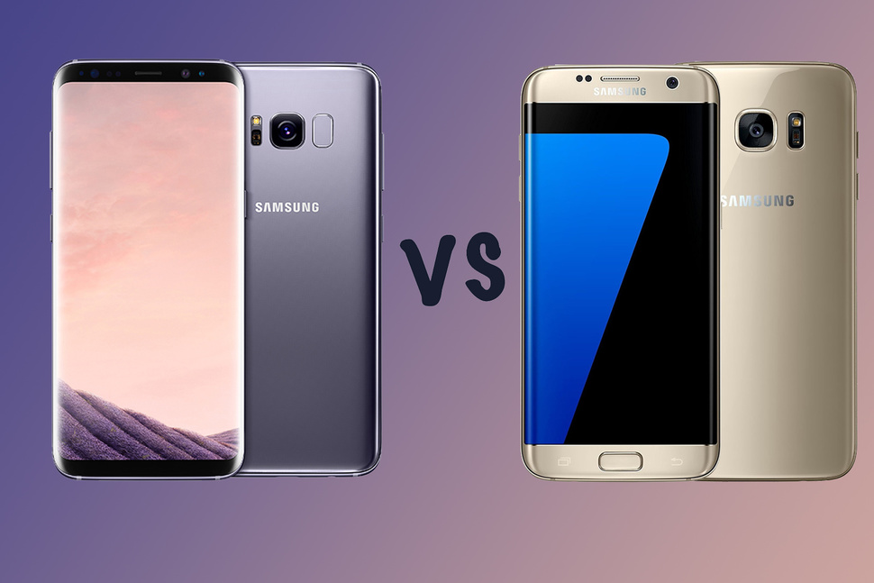 samsung galaxy s8 vs s8 plus vs galaxy s7 edge what s the difference gearopen. Black Bedroom Furniture Sets. Home Design Ideas