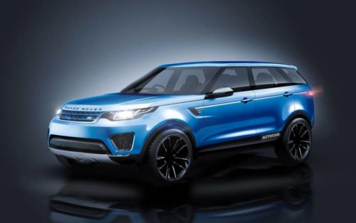 This is the 2018 Range Rover Velar: It's a Big Deal