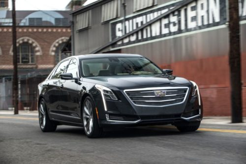 2017 Cadillac CT6 Review