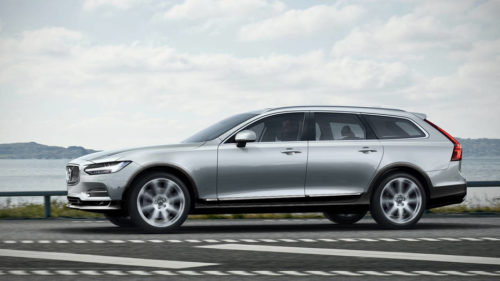 2017 Volvo V90 Cross Country First Drive: A wagon America can love