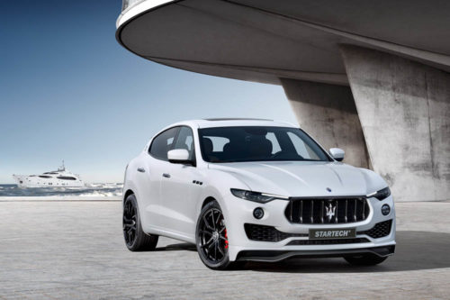 2017 Maserati Levante By Startech Review