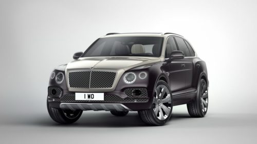 2017 Bentley Bentayga Mulliner Review