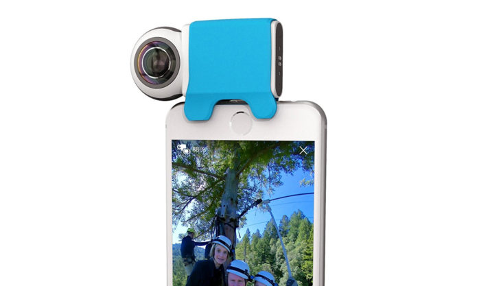 Giroptic iO Camera Review: A Pricey, But Capable 360-Degree Camera