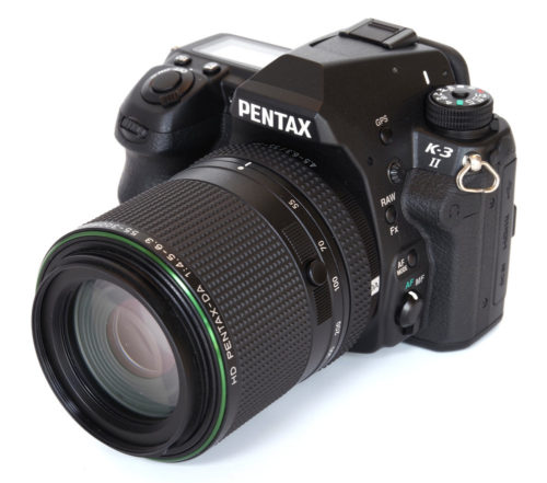 Pentax HD Pentax-DA 55-300mm f/4.5-6.3 ED PLM WR RE Review