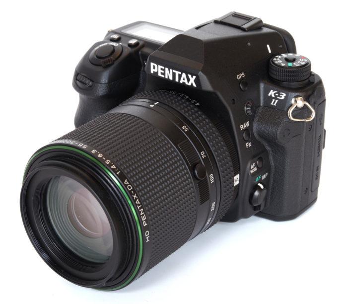 Pentax HD Pentax-DA 55-300mm f/4.5-6.3 ED PLM WR RE Review