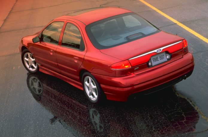 10 Forgotten Fords That You May Not Have Heard Of