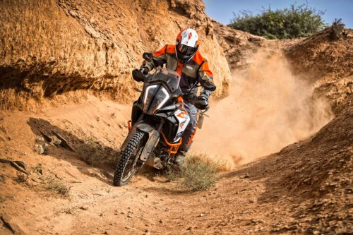 2017 KTM 1290 Super Adventure R Review: First Ride