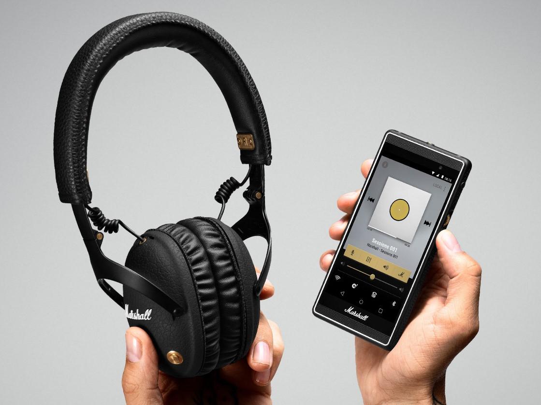 Upgrade version retractable bluetooth headphones - marshall headphones mid bluetooth