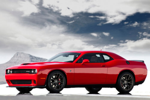 Here's Why You Should Sell a Kidney and Buy a Dodge Challenger Hellcat