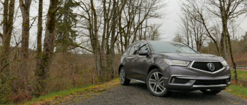 2017 Acura MDX Sport Hybrid First Drive: First of the hybrid SUV breed, best of the hybrid SUV breed