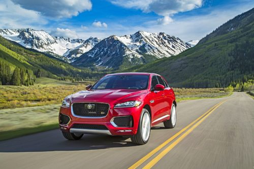 2017 Jaguar F-PACE 35t Prestige Review: A crossover with claws
