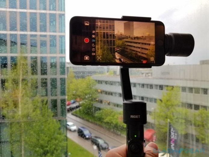 Rigiet handheld stabilizer review