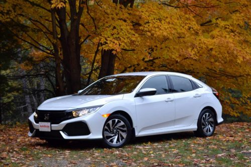 2017 Honda Civic Hatchback Review