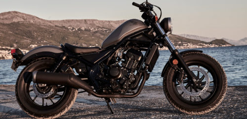 2017 Honda Rebel 300 Review: First Ride