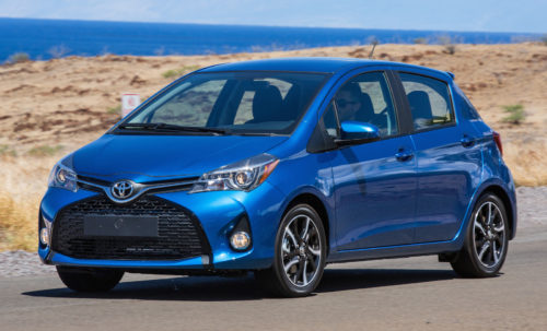 2017 Toyota Yaris Review