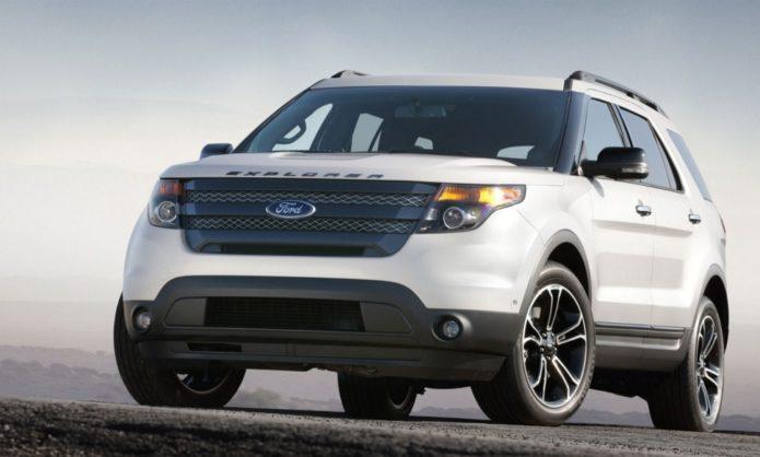 2018 Ford Explorer Sport Release Date