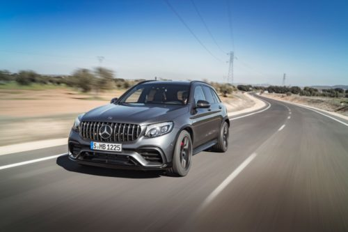 2018 Mercedes-AMG GLC63 Coupe Review