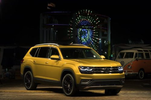 2018 VW Atlas First Drive: A 7-seater SUV to dethrone Explorer