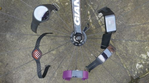 Big test : The best fitness trackers for cycling tried and tested