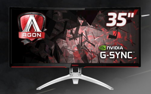 AOC Agon AG352UCG gaming monitor review