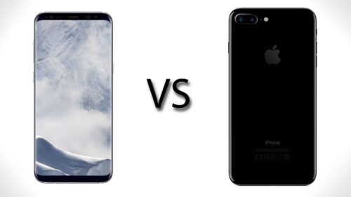 9 Reasons the iPhone 7 Beats the Galaxy S8