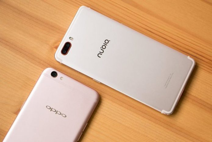 Nubia M2 vs Oppo R9S : Comparing Two Identical Phones