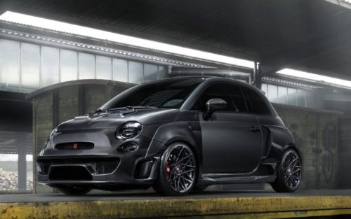 2017 Fiat 500 Abarth Ares By Pogea Racing Review