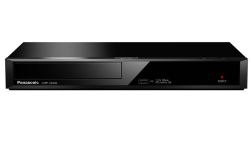 Panasonic DMP-UB300 4K UHD Blu-ray player review