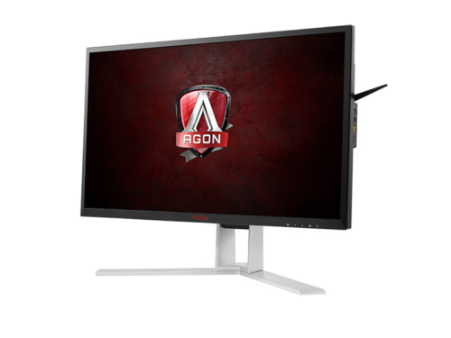 AOC AGON AG271UG review: The 4K monitor for casual gamers