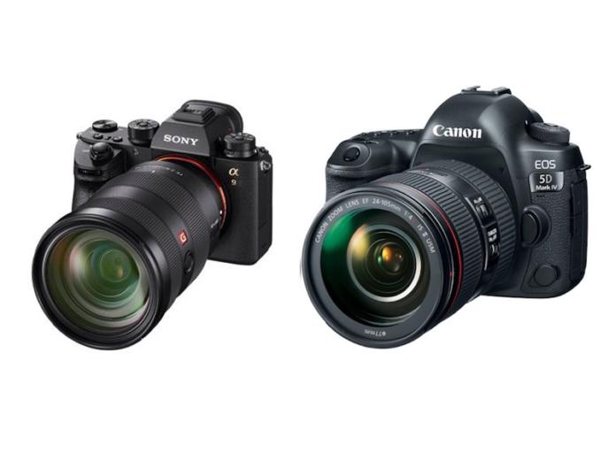 Sony A9 vs Canon 5D Mark IV – Comparison